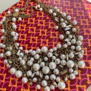 Stella & Dot Eve bib necklace